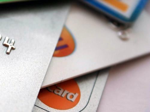 prestito con carta di credito foto